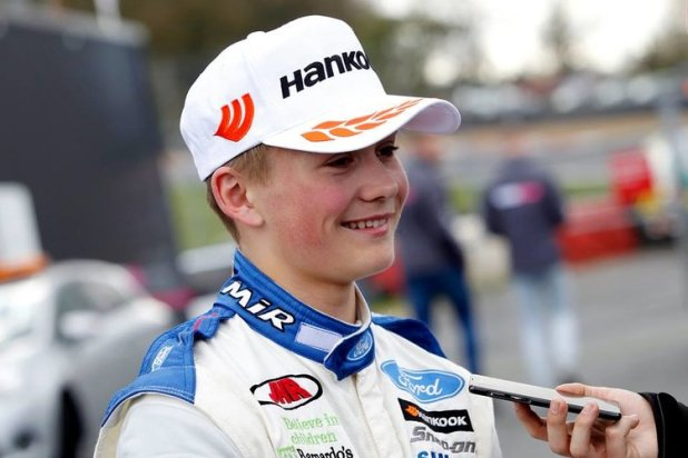 Billy-Monger-British-F4-Interview