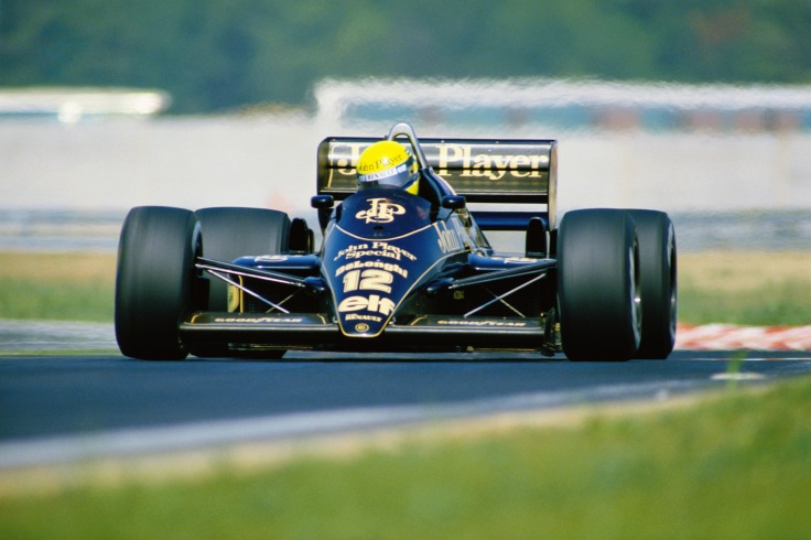1986 F1 Hungarian Grand Prix