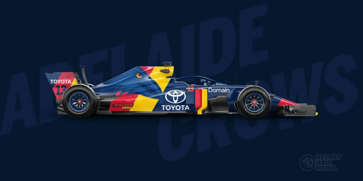 Adelaide Crows #F1PP