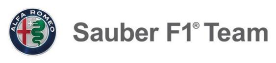 Sauber #F1PP